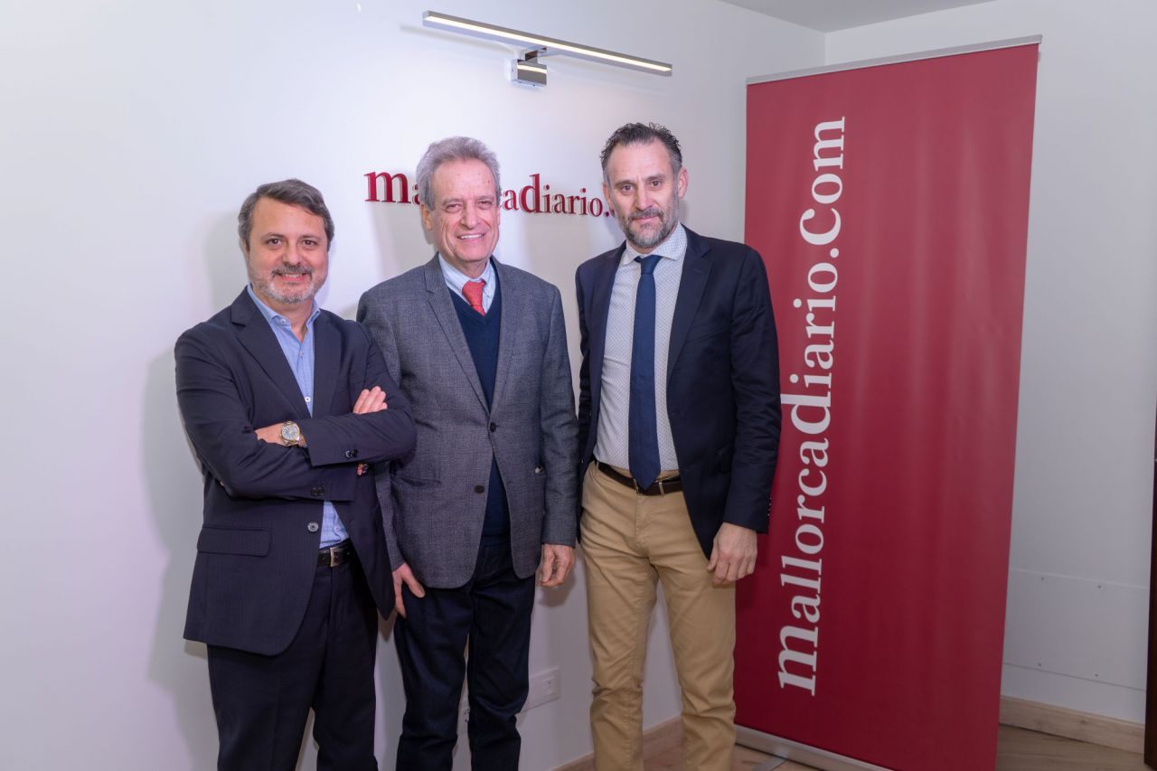 Eduardo Gamero, presidente de Foment del Turisme de Mallorca