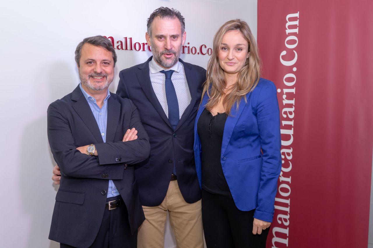 Director, editor y redactora jefe de mallorcadiario.com