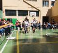 Desfile de perros que buscan un hogar en Sant Josep Obrer