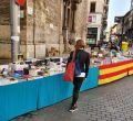 Palma se llena de libros por Sant Jordi