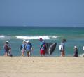 Autovidal organiza una jornada de limpieza de la playa de Es Carnatge