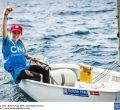 Daniel Cardona, del Club Nàutic S'Arenal, ganador absoluto del Gran Día de la Vela - Bufete Frau
