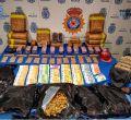 Duro golpe policial a la producción de droga en Mallorca