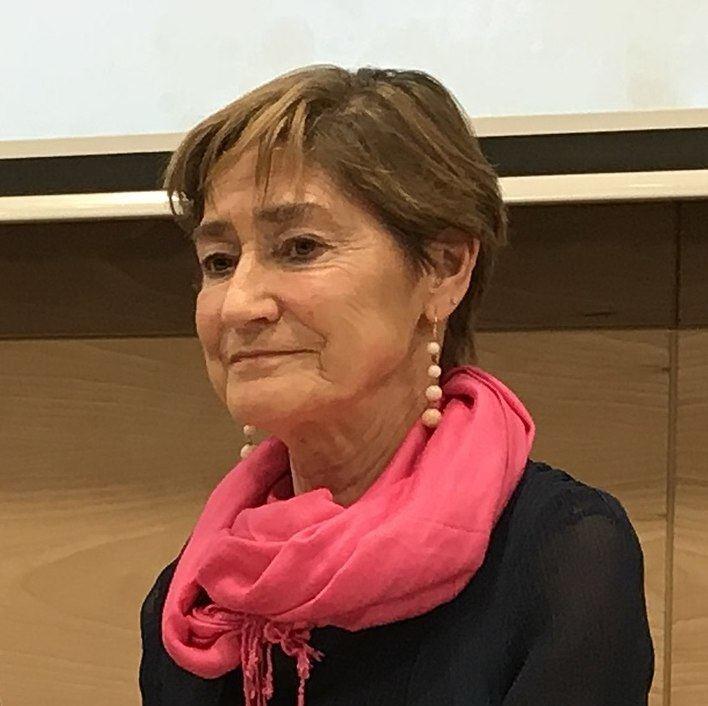 El Colegio de Abogados premia a la primera presidenta del Consejo General de la Abogacía