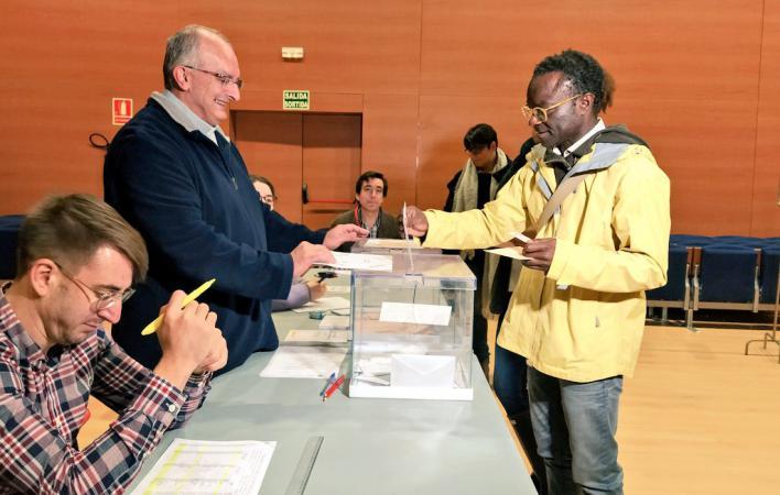 Balboa anima a ir a votar para que la voz de las islas 'quede clara y marcada'