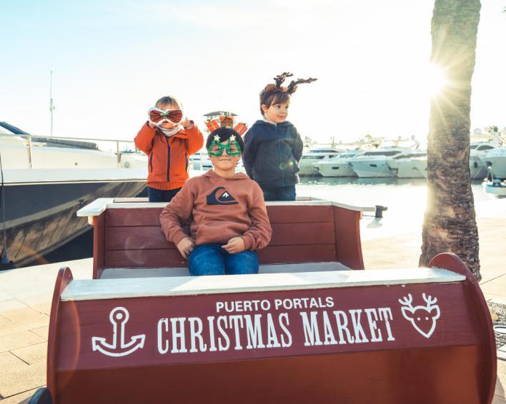 Más de 24.000 personas celebran la magia de la Navidad en Puerto Portals