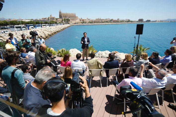 Company promete potenciar el binomio turismo-deporte para desestacionalizar