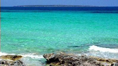 El Govern recupera la máxima protección para s'Espardell en la Reserva Marina des Freus de Ibiza y Formentera