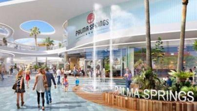 Está en marcha el proyecto del centro comercial Palma Springs