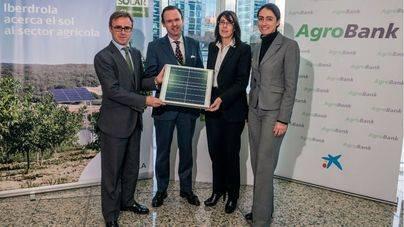 Iberdrola y CaixaBank impulsan a la energía fotovoltaica