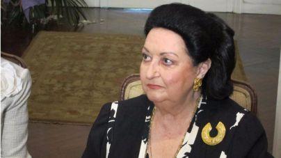 Montserrat Caballé, condenada a 6 meses de cárcel