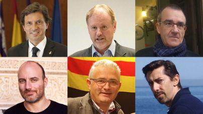 PSIB, Ciudadanos y Podem se disputan hoy ser segundo partido en Balears
