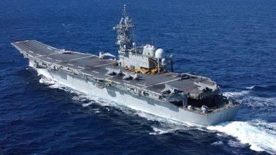 Sale a subasta el portaaviones Príncipe de Asturias