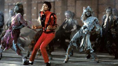 Thriller es el disco más vendido del mundo con 100 millones de copias