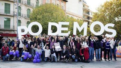 Podem defiende una democracia real, representativa, igualitaria y participativa