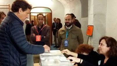 Isern pide que se vote para dejar claro