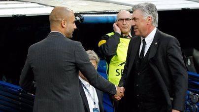 Ancelotti sustituirá a Guardiola en el Bayern