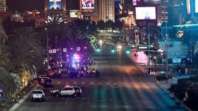 Un muerto y 37 heridos en un atropello en Las Vegas