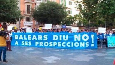 Imagen de archivo de una manifestación organizada por Alianza Mar Blava