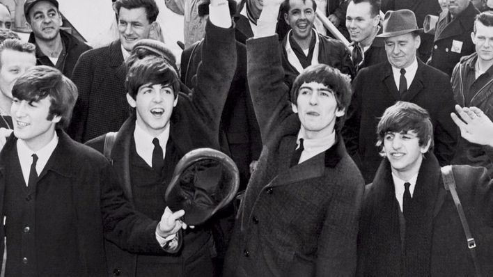 The Beatles llegan a Spotify