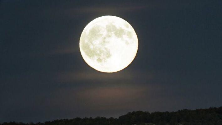 Navidad tendrá luna llena por primera vez en 38 años