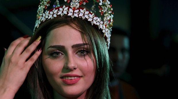 El Estado Islámico quiere hacer a Miss Irak su esclava sexual