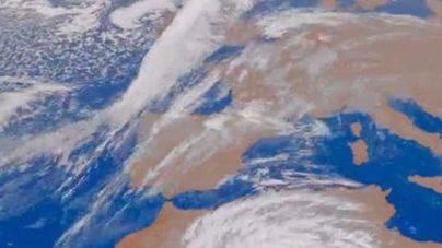 Imagen de la Agencia Estatal de Meteorología
