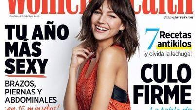 Úrsula Corberó, muy sexy en Women's Health
