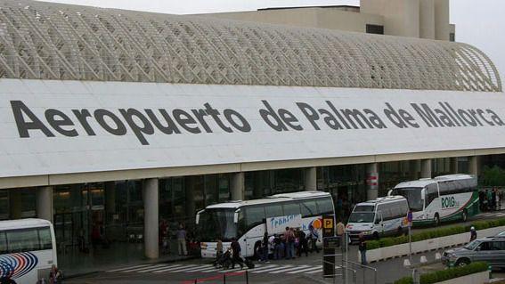 Medio millón de pasajeros pasarán por Son Sant Joan hasta Reyes