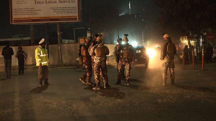 La embajada de Kabul era segura y el ataque no fue contra España