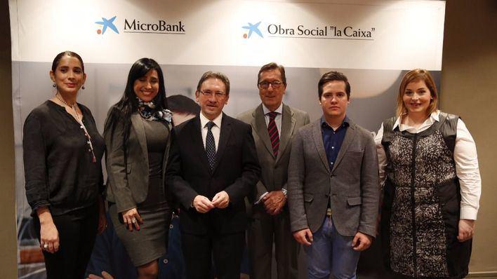 Microcrédito para emprendedores en riesgo o situación de exclusión