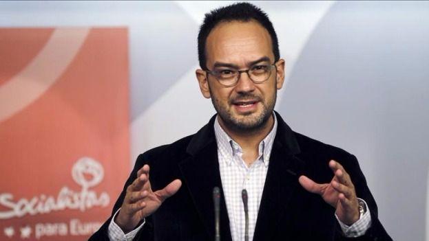 """Hernando: """"El Comité Federal concretará el 'no' a Rajoy"""""""