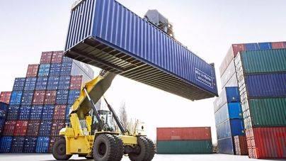 Las exportaciones españolas crecen un 3,83%