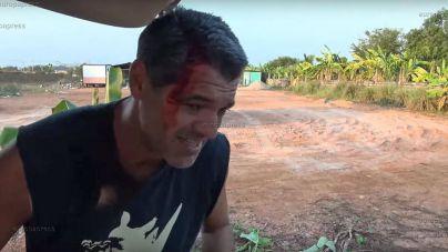 Frank Cuesta sufre una agresión en Tailandia