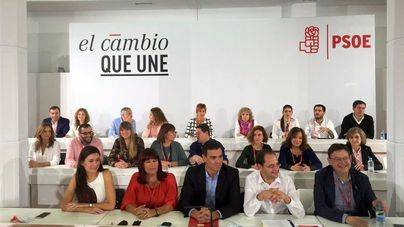 Armengol participa hoy en el pulso Díaz-Sánchez en el PSOE