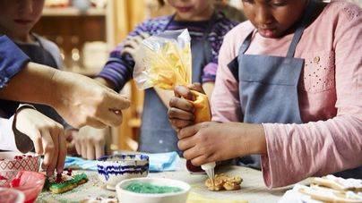 La ayuda a la infancia de 'La Caixa' llegó a 1.657 familias mallorquinas este año