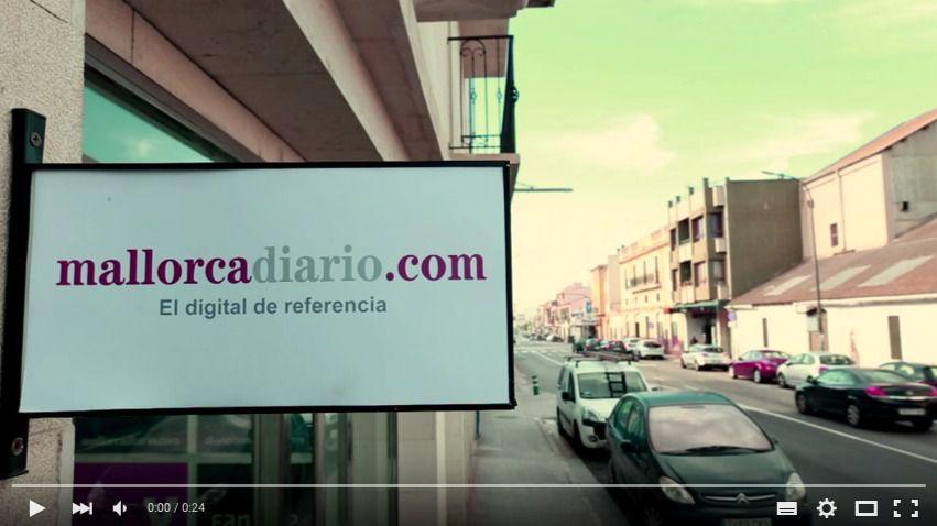 mallorcadiario.com despedirá el año en IB3 Televisió