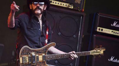 Muere el cantante y líder de Motörhead