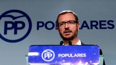 Maroto pide un pacto entre PP, PSOE y C's