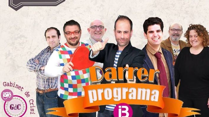 'Gabinet de Crisi' se despide de IB3 Ràdio