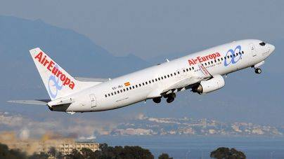 La ocupación en los interislas de Air Europa ha sido del 51%