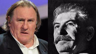 Gerard Depardieu será Joseph Stalin