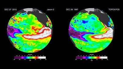 'El Niño 2015 ha creado un caos climático mundial'