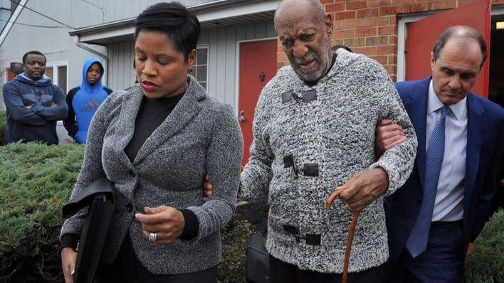 Bill Cosby, arrestado por agresión indecente