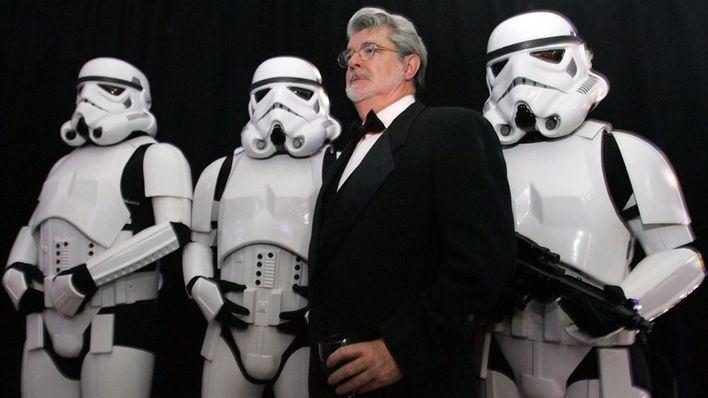 Lucas: 'Vendí Star Wars a tratantes de blancas'