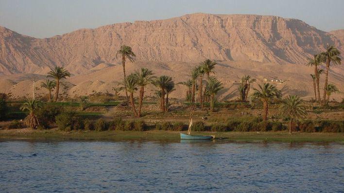 Al menos 14 personas muertas tras hundirse un barco en el Nilo