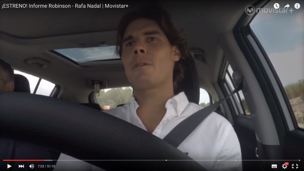 Rafa Nadal: