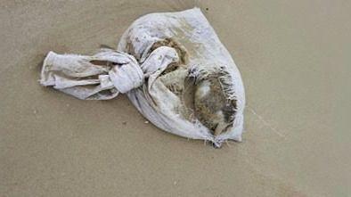 El cadáver ha aparecido en Puerto Adriano