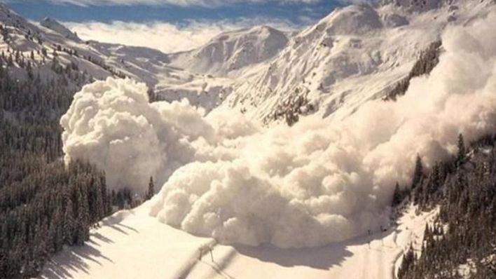 Mueren dos alpinistas tras una avalancha en los Alpes Franceses
