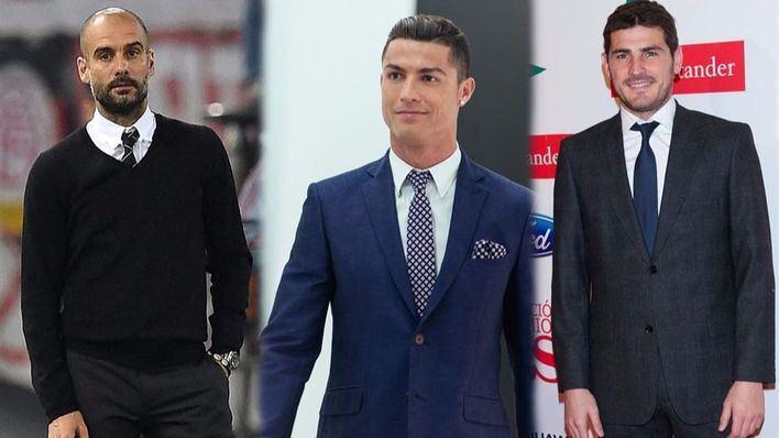 Pep Guardiola, el deportista mejor vestido